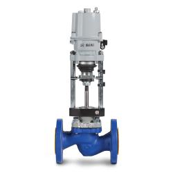 Регулюючий клапан для води ДУ-15